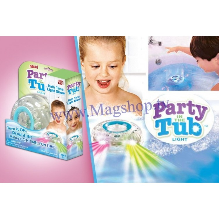Водонепроницаемая игрушка Party in the Tub - Magshop