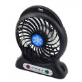 USB вентилятор PORTABLE LITHIUM BATTERY FAN